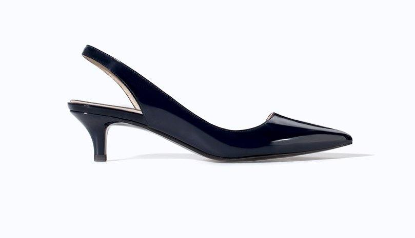 dde96cee9d78 black_and_white_kitten_heel_pumps_with_a_bow · navy_blue_kitten_heel_pump