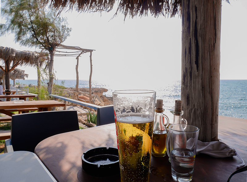 Keo at Sea Caves Lounge Bar and Restaurant, Paphos, Cyprus